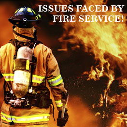 issues faced by fire service