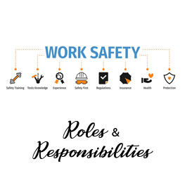 work safety - roles & responsibilities